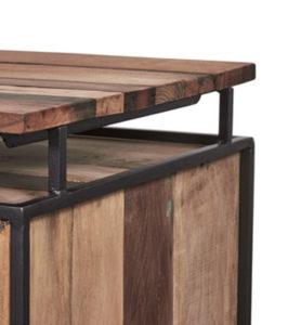 collection NAKO - meubles en bois recyclés et métal
