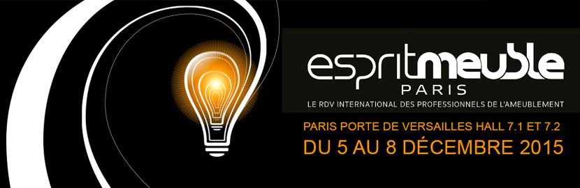 Salon Esprit Meuble   Paris Stand B  Industryal