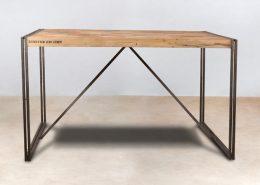 bar en bois recycl s de bateaux coin droit industryal. Black Bedroom Furniture Sets. Home Design Ideas